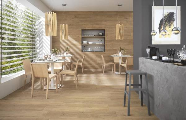 Ragno WOODLIVING ROVERE BIONDO 20x120