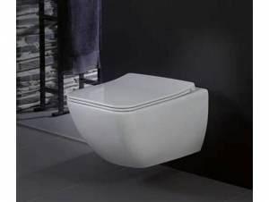 Villeroy & Boch Venticello Miska WC podwieszana z deską wolnoopadającą 53x37,5 4611R001