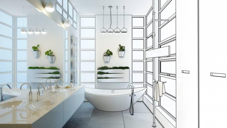 Projektowanie łazienki – od czego zacząć?