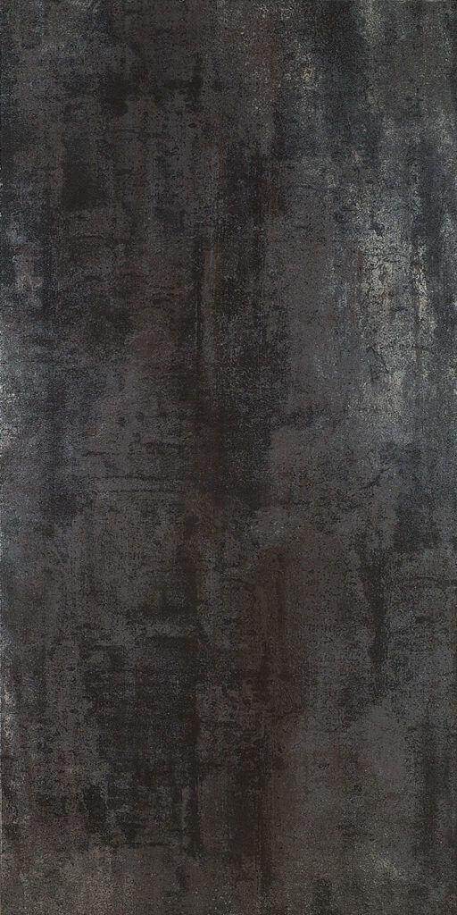 TAU CORTEN Black Czarny METAL 60x120