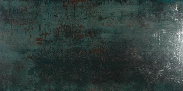 TAU METAL SEA GREEN 60x120